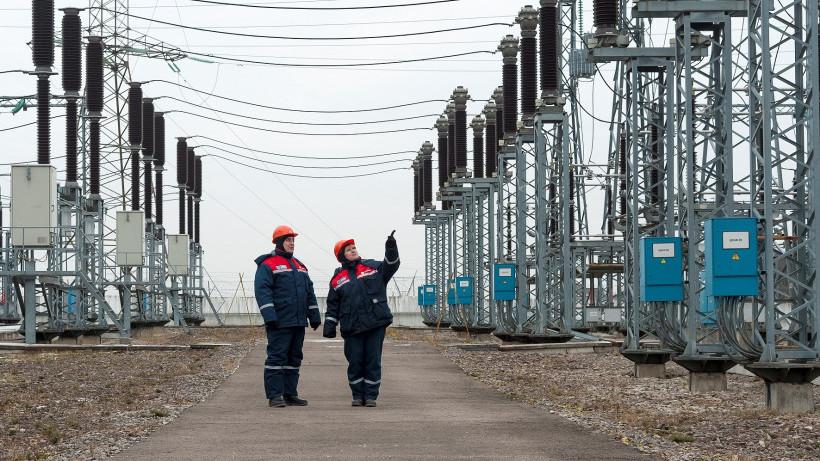«Россети Московский регион» снижают число отключений электроэнергии