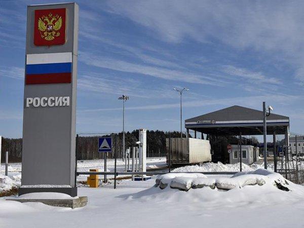 Россия закрыла границу с Белоруссией из-за коронавируса
