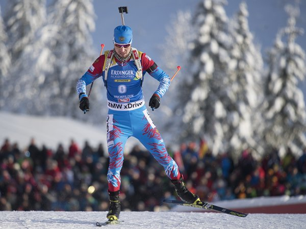 Российские биатлонисты выступят в спринте на этапе КМ по биатлону
