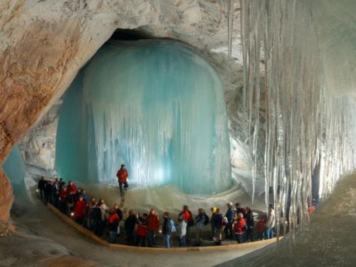 Самые интересные пещеры в мире