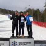 Сноубордист Данила Баранов стал бронзовым призером финала Кубка России