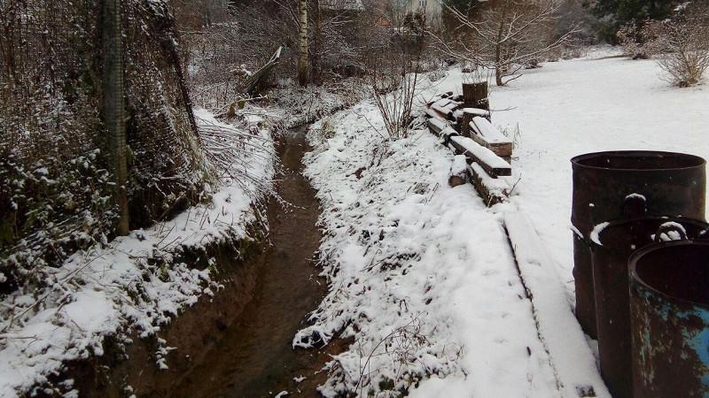 Солнечногорского застройщика оштрафовали на 150 тыс. рублей за загрязнение реки