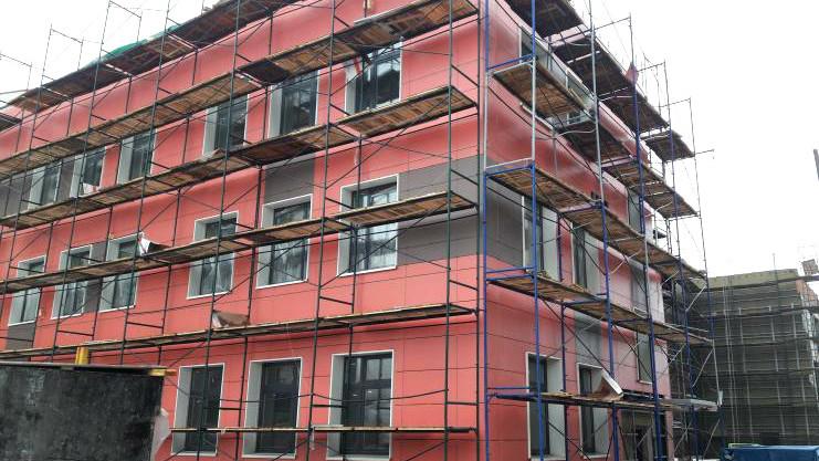 Строительство детского сада в Ивантеевке завершат в июне 2020 года