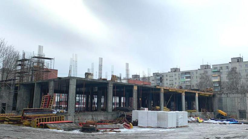 Строительство учебной пристройки в Орехово-Зуеве завершат до конца 2020 года