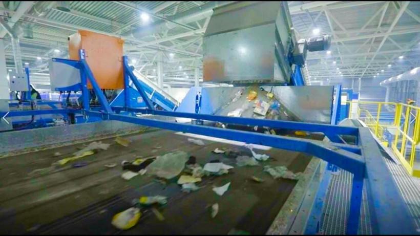 Свыше 1,5 млн тонн мусора направили на вторичную переработку в Подмосковье
