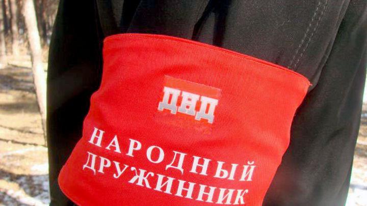 Свыше 4 тыс. дружинников помогают полиции следить за порядком в Подмосковье
