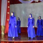 Театрализованная концертная программа «Хранят в сердцах огонь Победы»