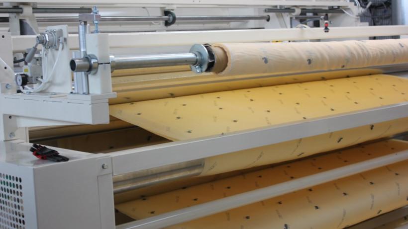 Текстильное предприятие модернизировало производство в Балашихе при поддержке ФРП