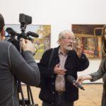 Творческие встречи с народным художником РФ Виктором Харловым