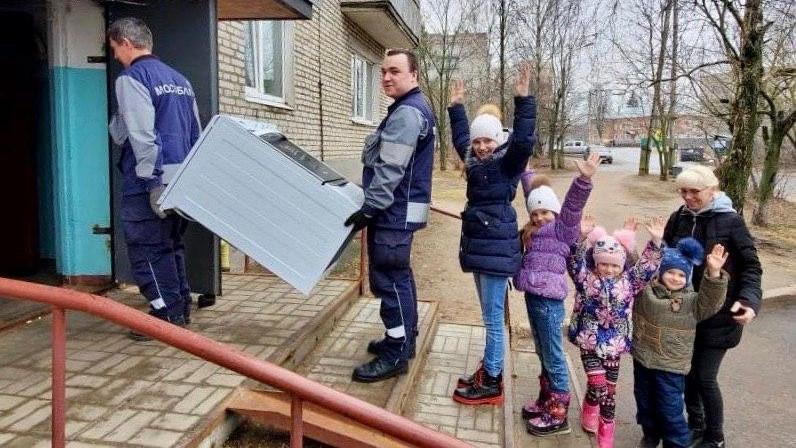 Участниками акции «Мособлгаз — тепло большой семьи» стали 250 подмосковных семей