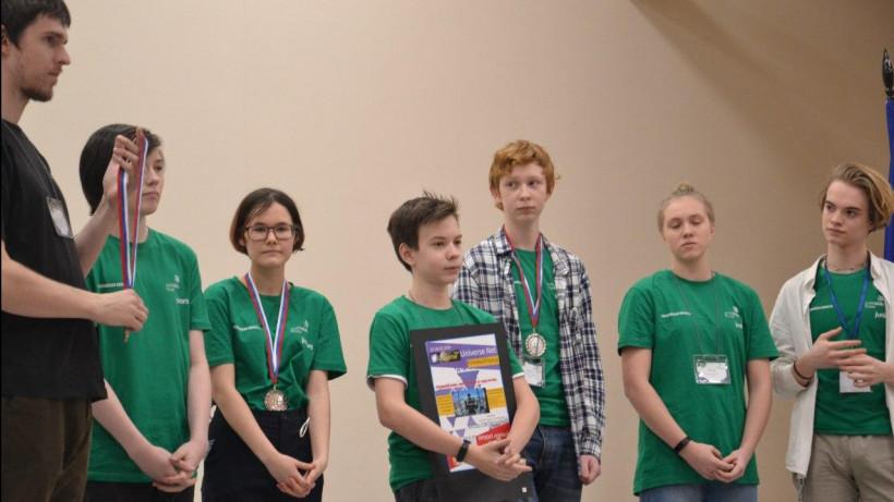 Ученики ЦМИТов Подмосковья стали призерами чемпионата «Молодые профессионалы»