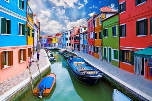 Бурано, Италия