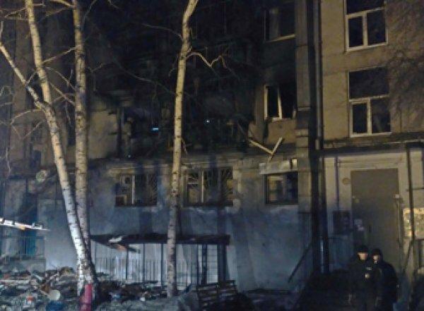 В Магнитогорске после взрыва в доме введен режим ЧС