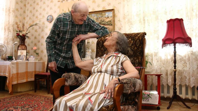 В Московской области для пожилых людей проводят курсы антивирусной профилактики