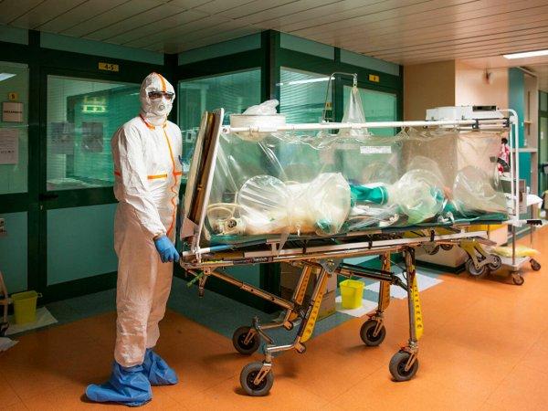 В российской больнице умер первый пациент с коронавирусом