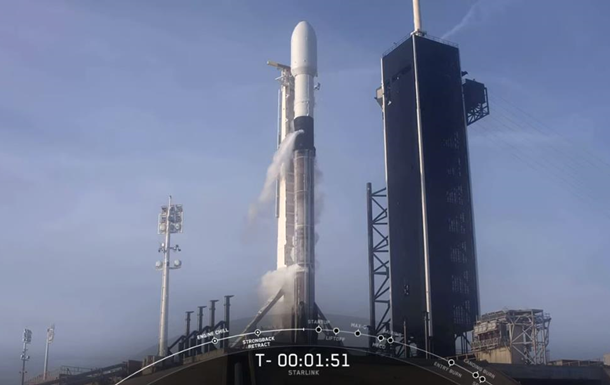 В США запустили ракету с интернет-спутниками