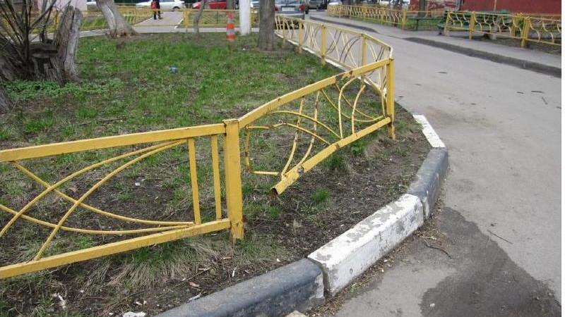 Весенняя уборка территории началась в Московской области