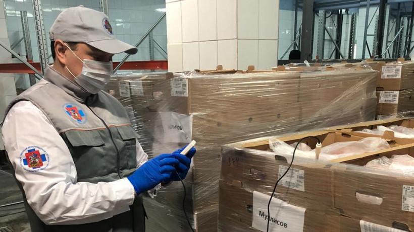Ветслужбы проводят ветеринарно-санитарную экспертизу на птицефабриках Подмосковья