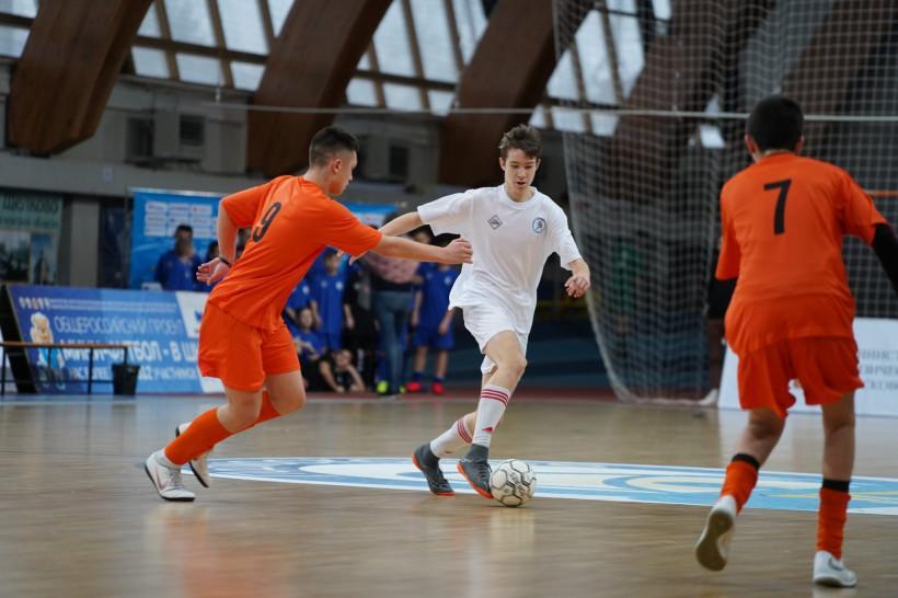 Всероссийский финал соревнований «Мини-футбол – в школу» перенесен