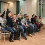 Встреча «Легко ли быть подростком?»