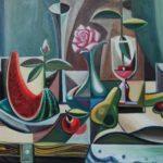 Выставка живописи «Ступени»
