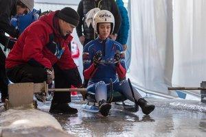 X зимняя Спартакиада учащихся России 2020 года: завершились соревнования по санному спорту и хоккею с мячом