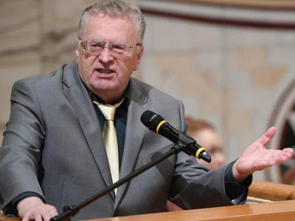 Жириновский предложил проведение досрочных выборов в Госдуму