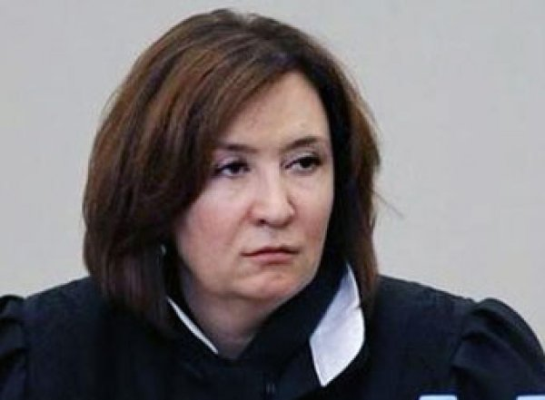 "Золотая судья"" Хахалева пожаловалась Путину на травлю"