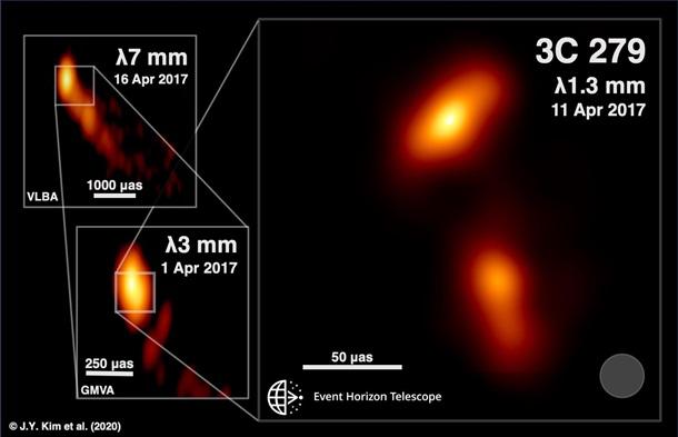 """Астрономы зафиксировали """"таинственное"""" поведение черной дыры"""
