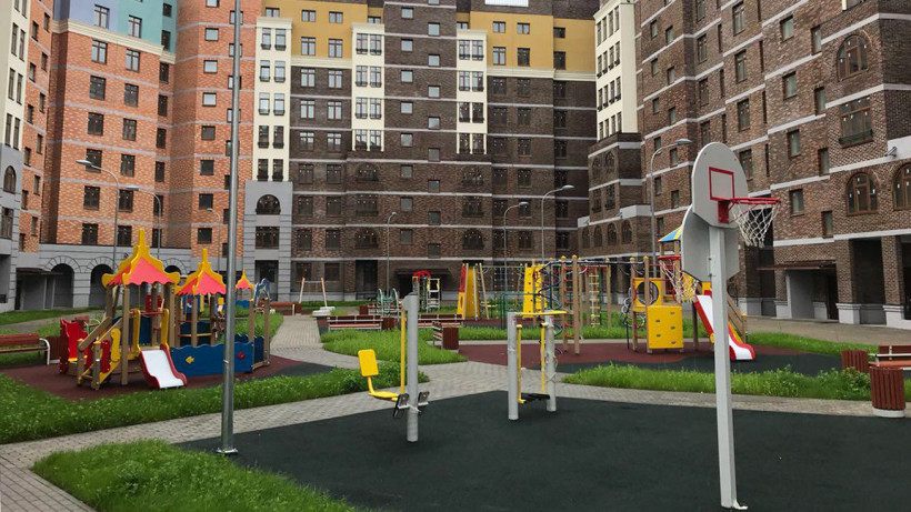 Больше 20 проблемных домов ввели в эксплуатацию в Подмосковье с начала года