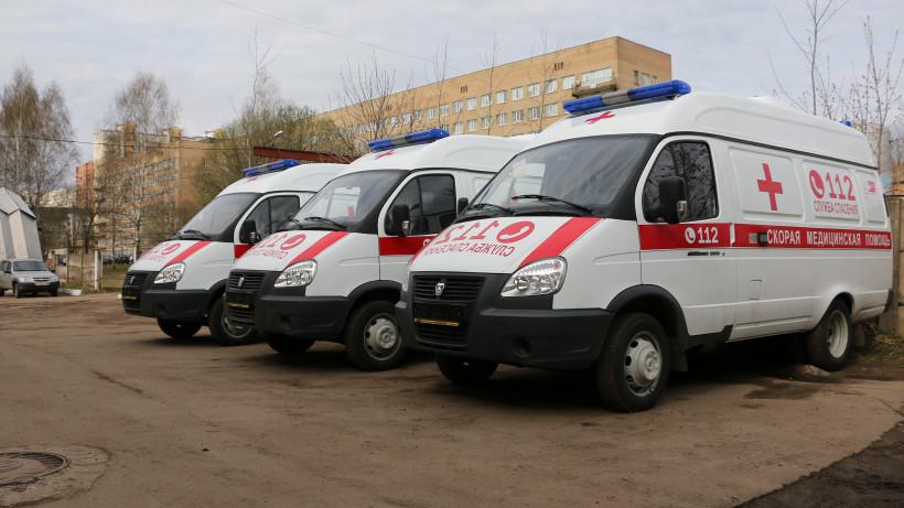 Больше всего случаев коронавируса в Подмосковье выявили в Одинцовском округе
