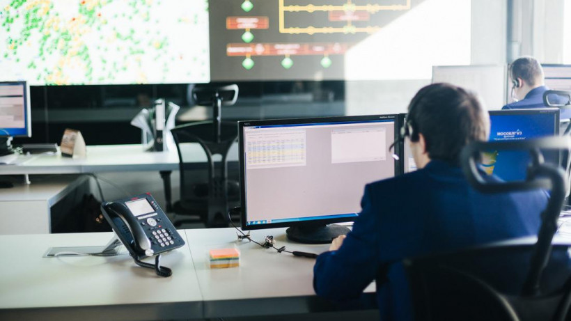 Число звонков на горячую линию «Мособлгаза» увеличилось на 40% за месяц