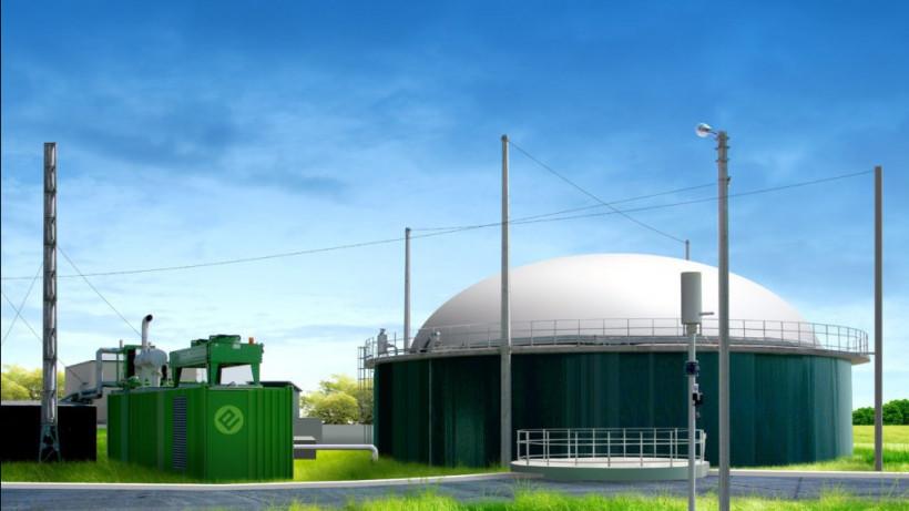 До 200 тыс. тонн органических отходов будет перерабатывать биогазовая станция в Подмосковье