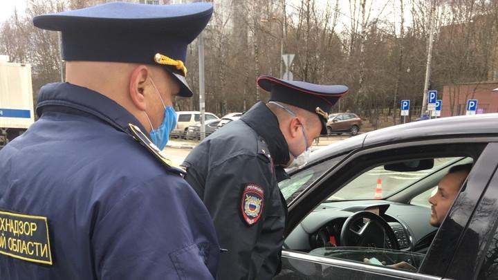 Главное за неделю в Подмосковье: новые правила пропускного режима и раздача масок