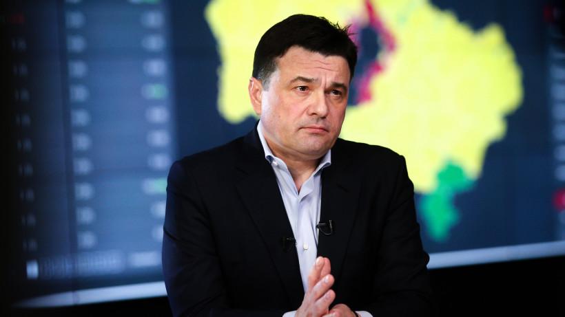 Губернатор рассказал о мерах для снижения распространения Covid-19 в эфире телеканала «360»
