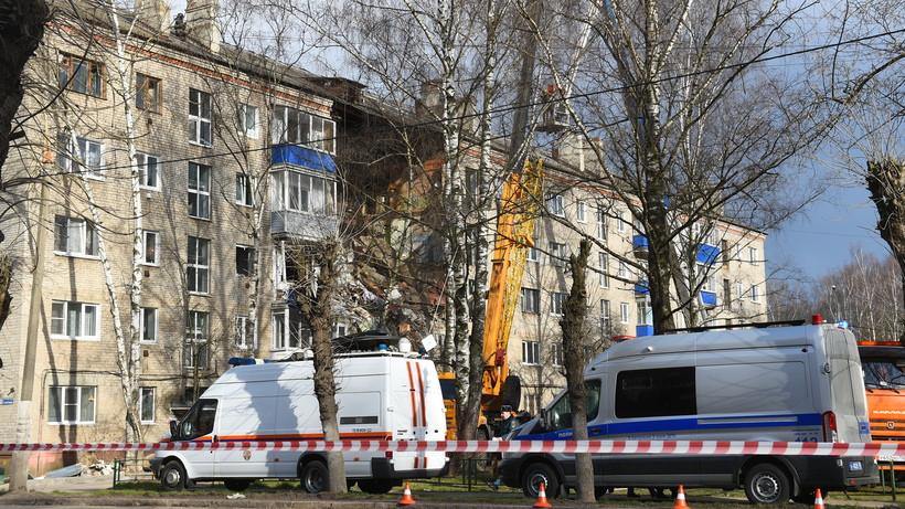 Губернатор рассказал о выплатах пострадавшим от взрыва в доме в Орехово-Зуеве