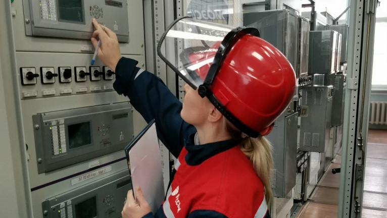 Энергетики модернизировали подстанцию в городском округе Клин