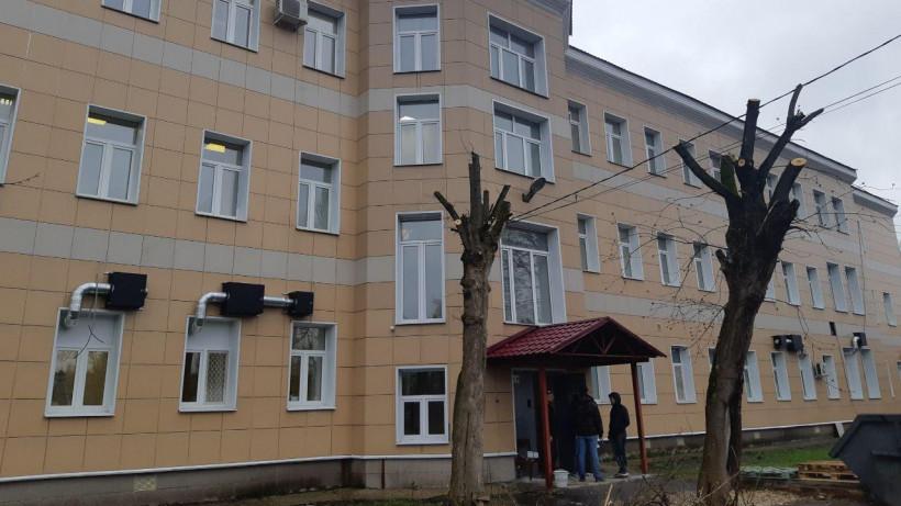 Корпус Ногинской ЦРБ перепрофилировали под инфекционный центр