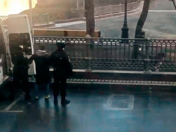Москвичу Иисусу Воробьеву грозит арест за выгул собаки во время режима самоизоляции