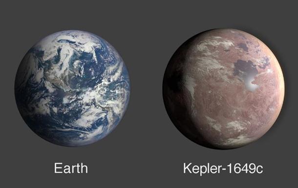 Найдена планета очень похожая на Землю