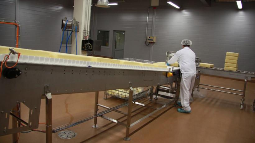 Новую линейку сыров начали выпускать в филиале «Ершово» компании «Валио» в Подмосковье