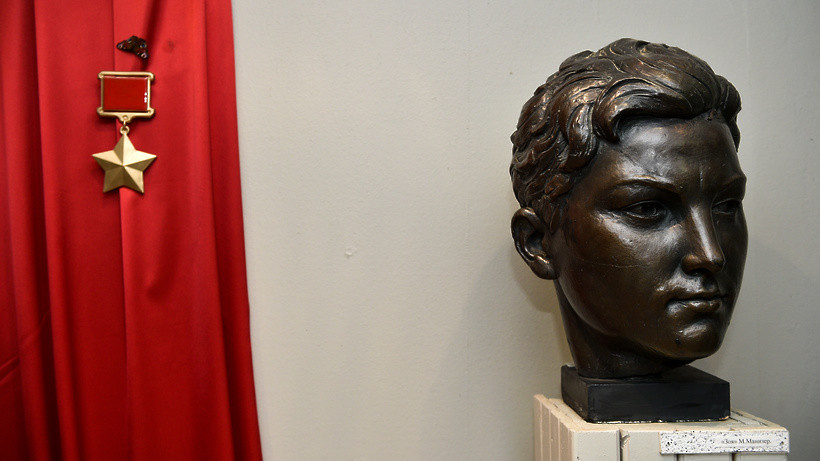 Открытие музея Зои Космодемьянской в Московской области покажут по телевидению