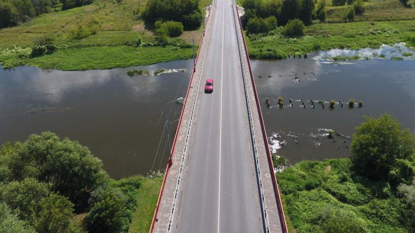 Пятнадцать мостовых сооружений отремонтируют в Подмосковье до конца года