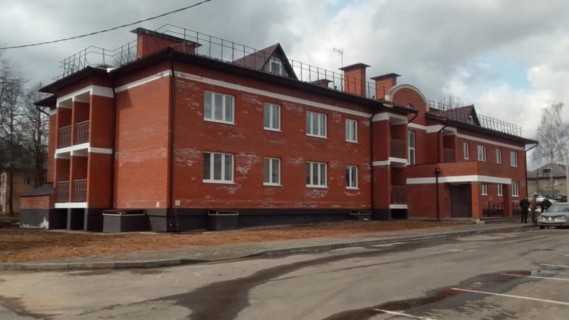 Почти 170 переселенцев из аварийного жилья переедут в новостройки в Дмитровском округе