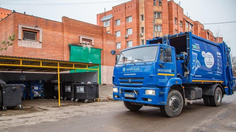 Почти 40 новых мусоровозов пополнят автопарк подмосковного регоператора «РТ-инвест»