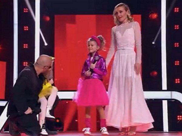 """Полина Гагарина довела """"птенцов Гагары"""" до слез своим выбором на шоу """"Голос. Дети"""""""