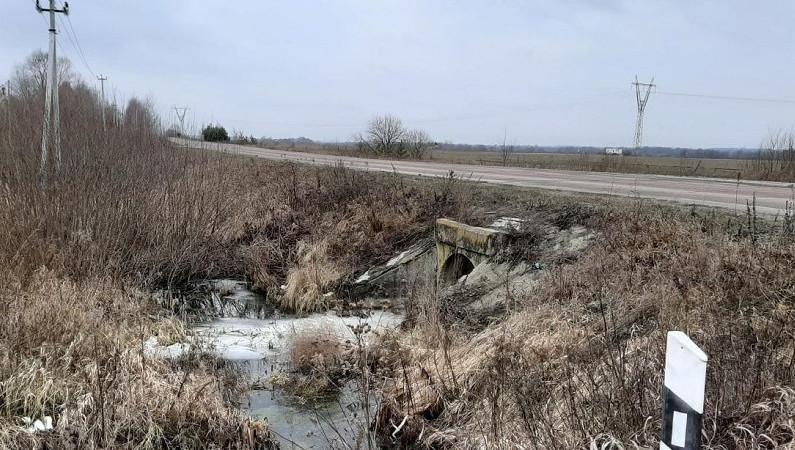Причину загрязнения земель сточными водами устранили в Воскресенске