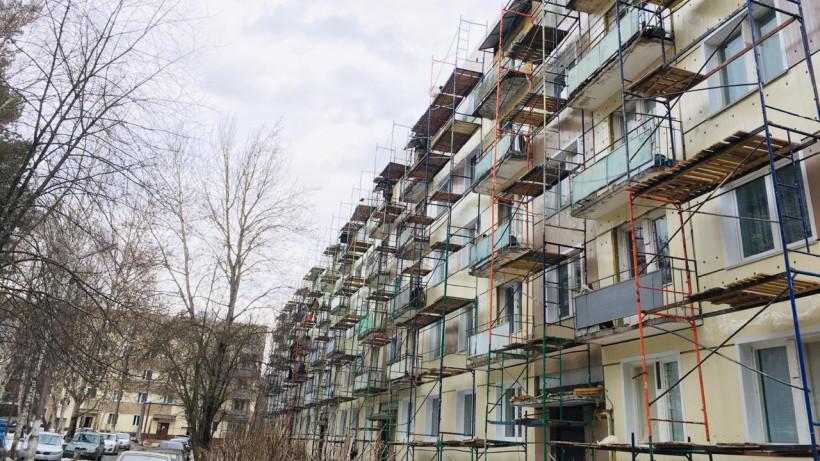 Работы по проведению капитального ремонта возобновят в Подмосковье