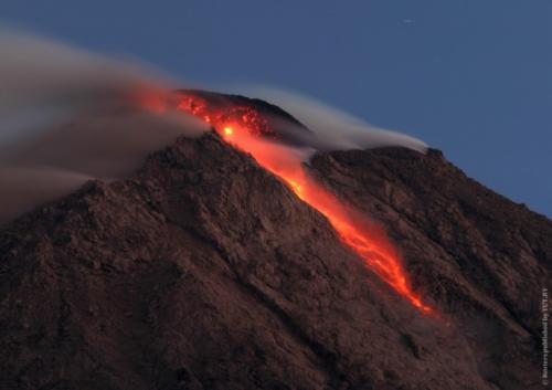 Самые крупные извержения вулканов в XXI веке