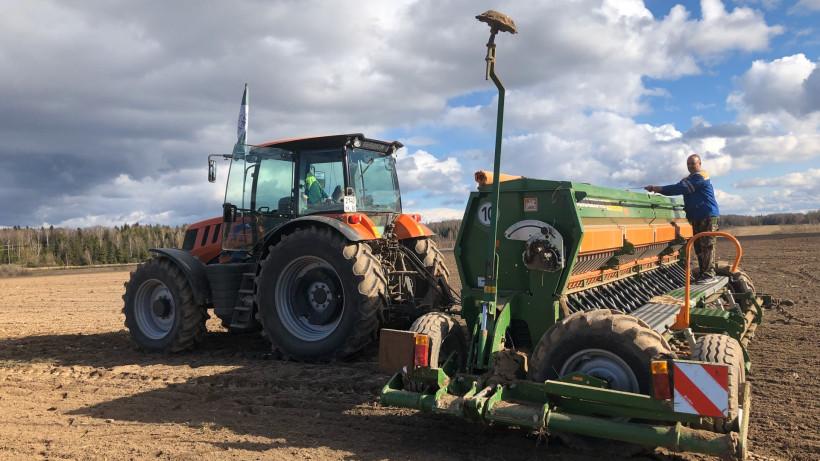 Сельхозпредприятия «Рота-Агро» увеличат площадь посевов яровых на 7% в Подмосковье